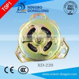 DONGLONG HOT SALE CE WELL SALES IN IRAN which motor is used in washing machine GOOD QUALITY WASHING MACHINE MOTOR