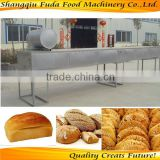 Hot sale french baguette bakery oven bakery equipment in nigeria automatic bakery equipem