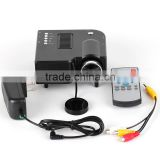 UC28+ LED Style and Home,Business&Education Use mini led theater projector pocket dvd projector