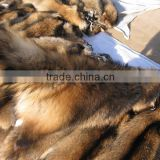 2016/2017 New Factory Prices Tanned Raccoon Dog Fur Pelts
