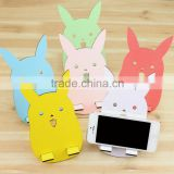 Pikachu mobile phone holder pokemon wood charging stand