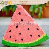 party decoration watermelon kids birthday pinata newest design chinese pinata manufacturers