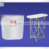 Market portable trade show counter 2*1