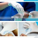 Synthetic latex Nitrile gloves disposable