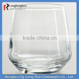 LongRun New Design Teardrop Chinese Tasting Glass Glass Tableware Glass Sereveware Wholesale
