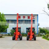 Hydraulic Static Pile DriverPD4000 Ground Screw Driver Pile Driving Machine