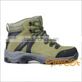 Water proof, anti-slip nubuck leather lehigh safety shoes, expensive safety shoes, omaga brand safety shoes factory SA-4201