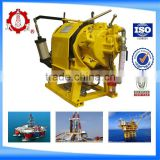 Boat lifting Air Winch with air brake (5T)
