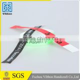 New design professional made hot sale paper wristbands for events