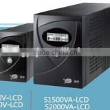 LCD display home application 1000VA UPS standby 140-290VAC with 3 years warranty 50Hz Shangyu Shenzhen