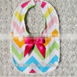 Hot sale lovely cotton best bibs for baby