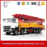 62m SANY chinese famous brand Truck-mounted Mobile Concrete mixer Pump Truck SYG5530THB 62