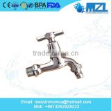 Bathroom faucet silver colour automatic water tap plastic water dispenser tap