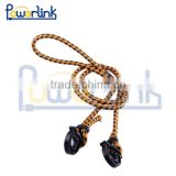 H30166 Bungee cord with two strong plastic hooks