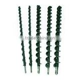 drilling rod pipes/twist drill rod/well screw drill pipe for sale made in china
