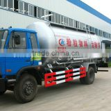 7 tons dry bulk cement powder truck,4x2 bulk cement container truck for sale