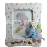 Family record beautiful resin picture photo frames factory direct
