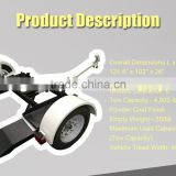 Factory Make US Standard Tow Car Dolly Trailer For Sale