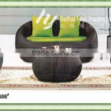 outdoor furniture, synthetic alu-frame outdoor furniture