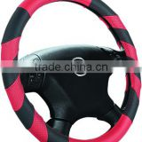 Auto Accessories Unique PU car steering wheel cover
