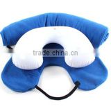 Travel U Shape Pillow with Blanket