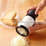 New Portable Manual Cheese Grinder Mill Cheese Graters Slicer Kitchen Seasoning Grinding Tools Cheese Tools Kitchen Accessories