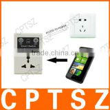 Promotion remote control Smart GSM Switch for home automation by mobile phone callings and messages