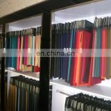 China factory wholesale 100% pure cashmere fabric for coat 450g/sqm