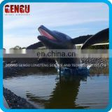 Water Park Remote Control High Simulation Rubber Marine Animals
