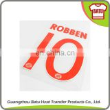 Wholesale custom soccer jersey name and number
