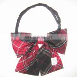 2015 fashion cute colorful girls bow tie