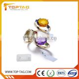 UHF Jewelry security Rfid Tag for jewelry store Hf Jewelry Rfid Tag