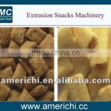 Co extrusion snacks machine