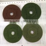 "3""/4"" stone polishing pads for sale"