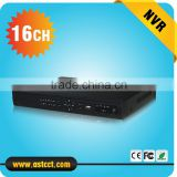 16CH Black Onvif 1080P Network Video Recorder Portable Full HD NVR for IP Camera with HDMI and VGA Output                                                                         Quality Choice