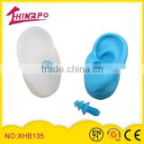 silicone rubber ear mold material for hearing aid factory directly price