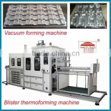 Automatic Plastic Blister Vacuum Forming Machine for HIPS material with CE