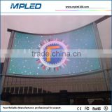 8000 bright DIP P10 good quality led display as advertising components