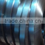 Hardened and tempered polished blue spring steel strip, steel coil