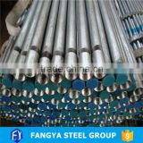 "waterproof packing ! iron gi pipe ""2"""" ss400 galvanized steel pipe used for greenhouse"""