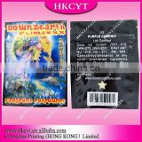 INquiry about Downzearth various flavors printing ziplock bag/ custom design herbal incense bag