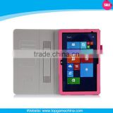 Litchi PU Flip Leather Tablet Case For Dell Venue 11 Pro 10.8 inch Tablet Case