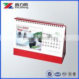 Company table calendar printing.