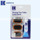KRONYO bicycle tire small sizes tyre patch machine bicycle cold patch