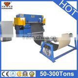 Automatic Sponge roller brush Hydraulic Die Cutting Machine