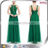 bulk wholesale new design maxi dresses online clothing shop keyhole long flowing evening sequins beaded dresses