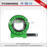 Titanhorse 5 inch single axis slew drive with brushless motor for solar tracking system and camera