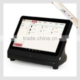 JR-16 Electronic Cash Register Counter/POS System All in One with O2O