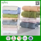 Top grade plain The Egyptian long-staple cotton high thread count bath towels