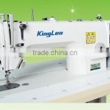 BSL-9008DKA Integrated high speed directly drive single needle lockstitch sewing machine with 4 automatic